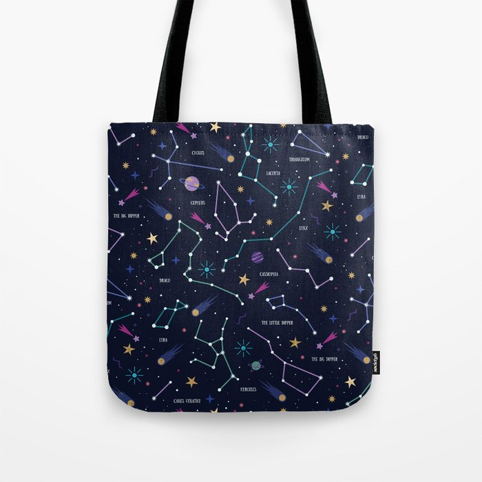 The Stars Tote Bag