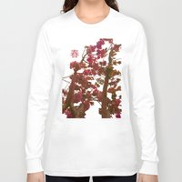 spring Long Sleeve T-shirts featuring spring by bravo la fourmi