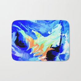 Chartered Oceans Bath Mat