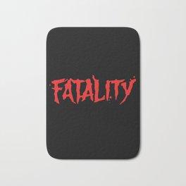 Fatality Bath Mat