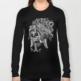 Serpent Warrior Long Sleeve T-shirt