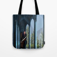 Ready to the Victory Tote Bag