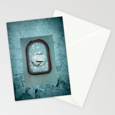 Between Past and the Future Stationery Cards