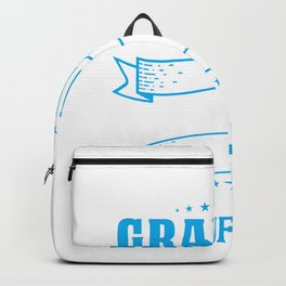 Mens They Call Me Grandpa For Tall And Little Partners design Backpack