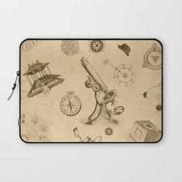vintage Futurism Laptop Sleeve