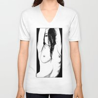 apollonia V-neck T-shirts featuring asc 550 - Amalia Cipriani Sant'Arcangelo by From Apollonia with Love