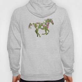The horse is the meadow Hoody