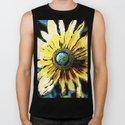 Golden Daisy Flower by perkinsdesigns