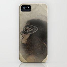 Mascarade iPhone Case