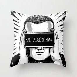 It make us blind Throw Pillow