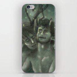 Satyriasis iPhone Skin