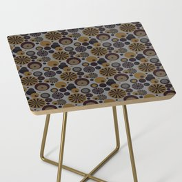 Circle Frenzy - Grey Side Table