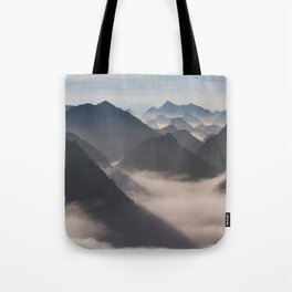 Mountain Valley #society6 Tote Bag
