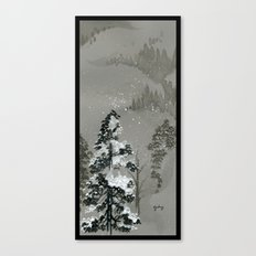 Duck Mountain Canvas Print