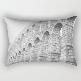Segovia Spain Aqueduct  Rectangular Pillow