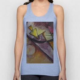 Abstract Forms Unisex Tank Top