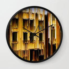 VENICE REMEMBERED Wall Clock