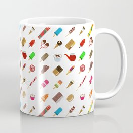 80s Italian ICE CREAM random Coffee Mug