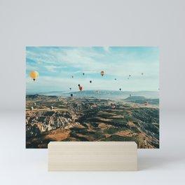 Cappadocia, Turkey Mini Art Print