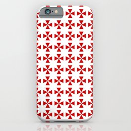 Maltese cross 2 iPhone Case