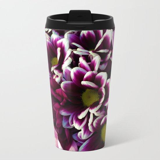 Cramosis Metal Travel Mug