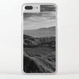 Joshua Tree National Park XXIX Clear iPhone Case