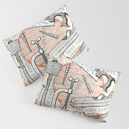THE BEST CARPENTER Pillow Sham