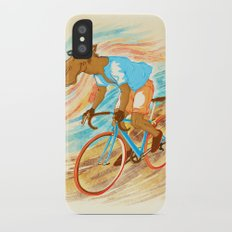 The Times They Are a-Changin' Slim Case iPhone X