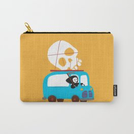 Death on wheels Carry-All Pouch