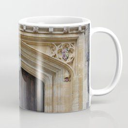 Oxford door 12 Magdalen College Coffee Mug