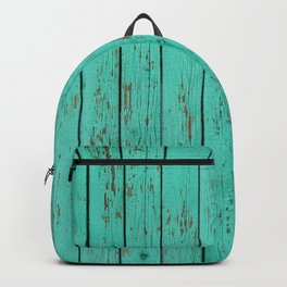wood turquoise new art grid wod color fun pattern texture style 2018 2019 artist floor wall new Backpack
