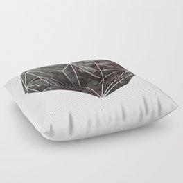 Heart Graphic 4 Floor Pillow