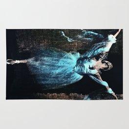 Ballet Dancer Rug