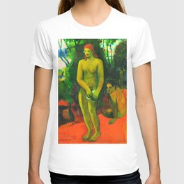 Delectable Waters (Te Pape Nave Nave) (1898) by Paul Gauguin. T-shirt