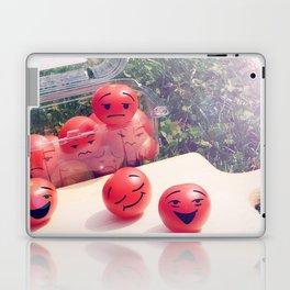 Breathe The Fresh Air Laptop & iPad Skin