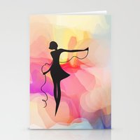 game Stationery Cards featuring game  by tatiana-teni