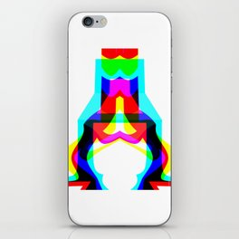 """The letter """"A"""" iPhone Skin"""