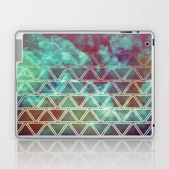 Geo Fade Laptop & iPad Skin