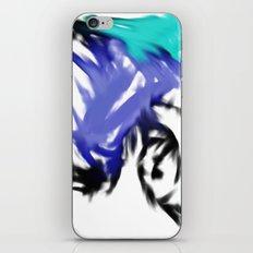 orgasmic girl  iPhone & iPod Skin