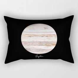 Jupiter #2 Rectangular Pillow
