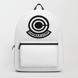 CAPSULE CORP LOGO Backpack