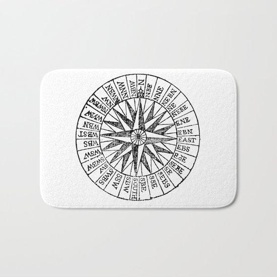 Compass 2 Bath Mat