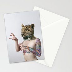 Therianthrope - Leopard Stationery Cards