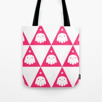 wizard Tote Bags featuring Wizard by Momo & Sprits