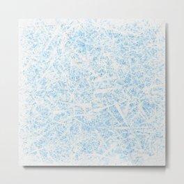 White Out Metal Print