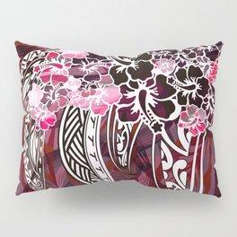 Hawaiian - Samoan - Polynesian Tropical Threads Pillow Sham