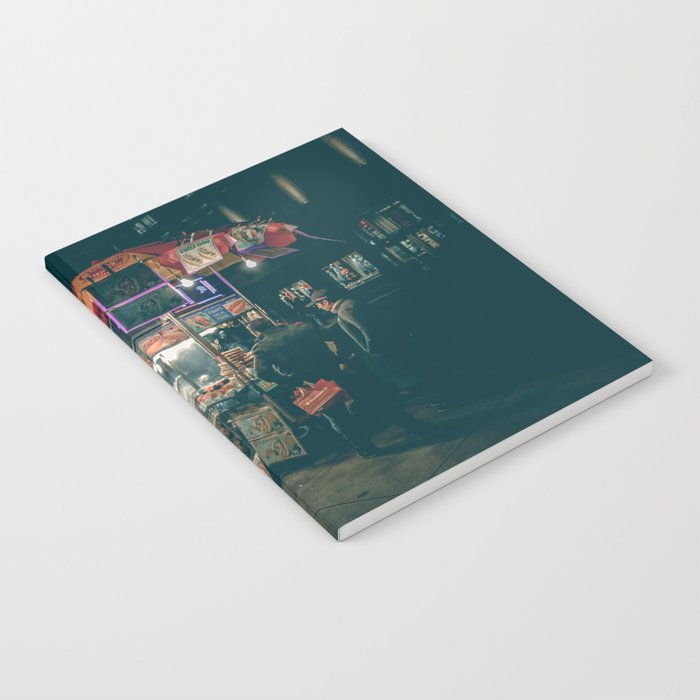 New york city Food Notebook