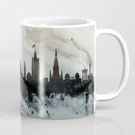 Edinburgh Scotland Skyline Coffee Mug