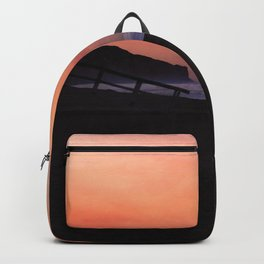 Peach Skies Backpack