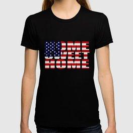 Home Sweet Home (America) T-shirt